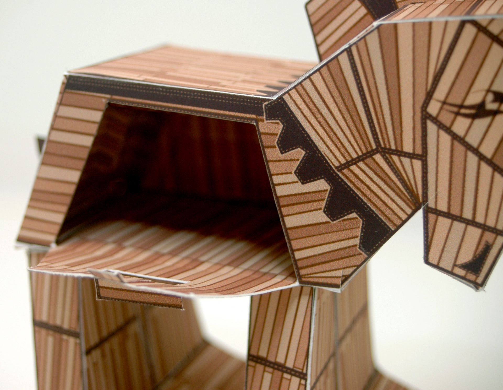 paper toy gallery