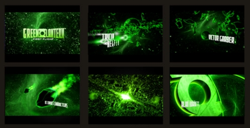 Green Lantern Title