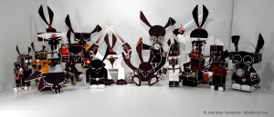 nicebunny_papertoy_collection